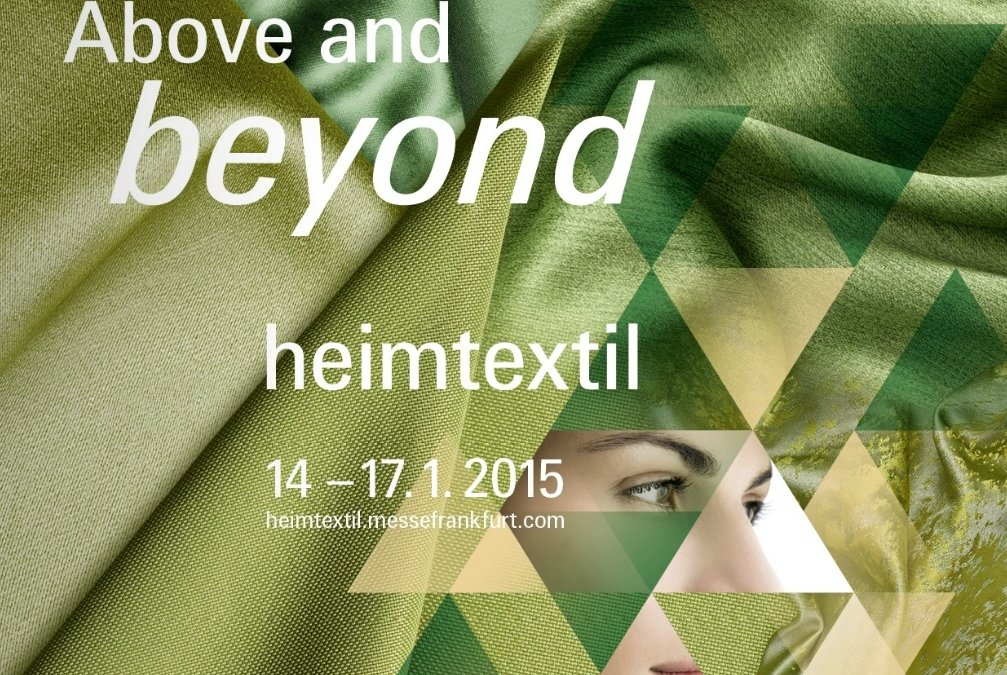 The world of textiles gathers in Frankfurt